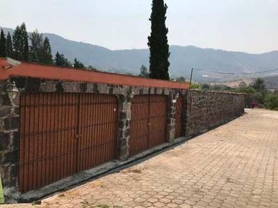 Casa En Venta En Zumpahuacan, Estado De México