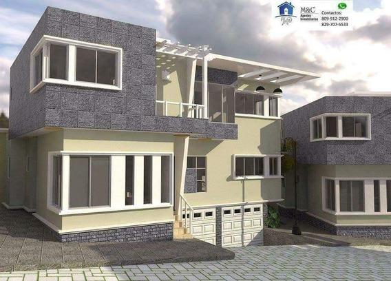 Casa En Proyecto Detrás Antigua Fortaleza