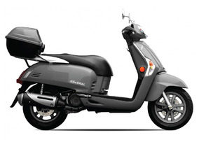 Moto Scooter Kymco Like 200i - 0km - Lidermoto