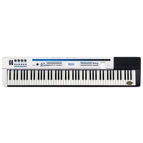 Piano Stage Casio Px5s Branco Nf E Garantia