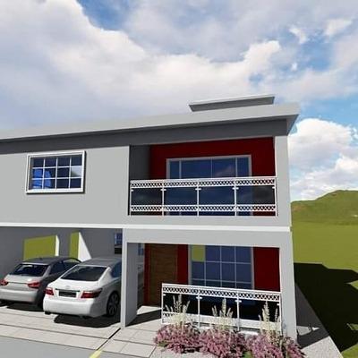 Casas De 2 Niveles En Proyecto Cerrado En El Km 3.5 San Cris