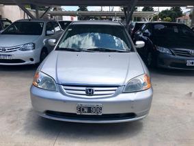 Honda Civic 1.7 Ex At 2003