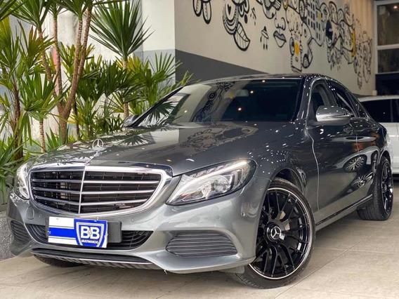 Mercedes C180 2018 Excluise Flex 30.000km
