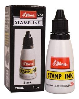 Tinta Para Sellos Shiny Stamp Pad Ink