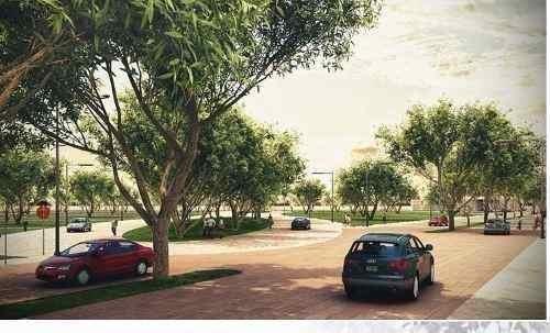 Yaxlum Privada De Lotes Residenciales Con Casa Club Con Financiamiento