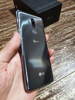 Celular Lg Thinq G7 Impecable - 3 Meses De Uso!