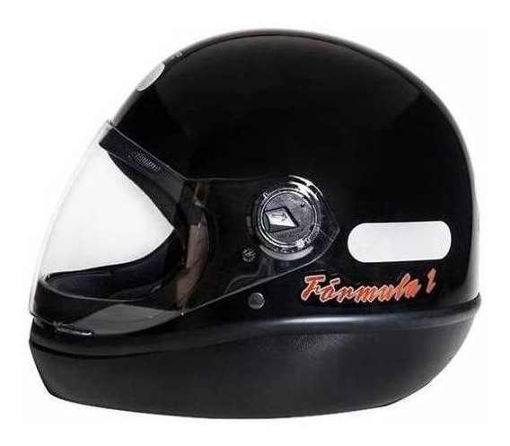 Capacete para moto integral San Marino Classic preto M