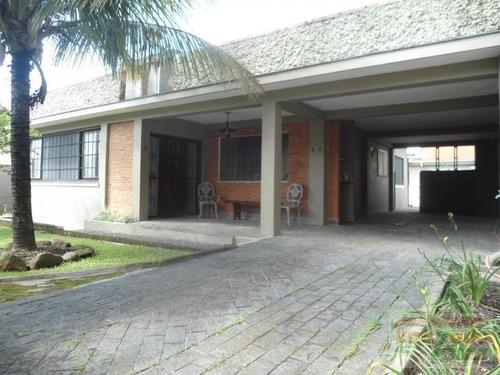 Imagem 1 de 15 de Casa Para Venda Em Peruíbe, Centro, 3 Dormitórios, 2 Banheiros, 3 Vagas - 0659_2-381324