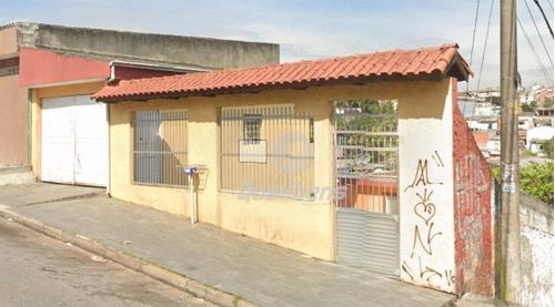 Imagem 1 de 21 de Casa Com 2 Dormitórios À Venda, 243 M² Por R$ 400.000,00 - Jardim Itapark - Mauá/sp - Ca0010