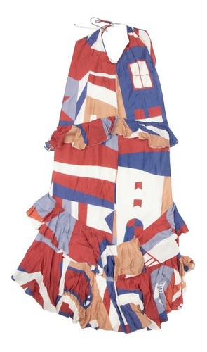 Imagem 1 de 2 de Vestido Escama Etoiles Feminino