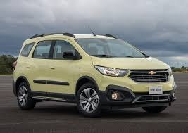 Chevrolet Spin Activ 1.8n Manual Ltz 7 Plazas 0km Mb