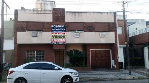 Imagen 1 de 14 de Venta/ Santos Lugares/ Casa 4 Amb/lote 10.37*17.32
