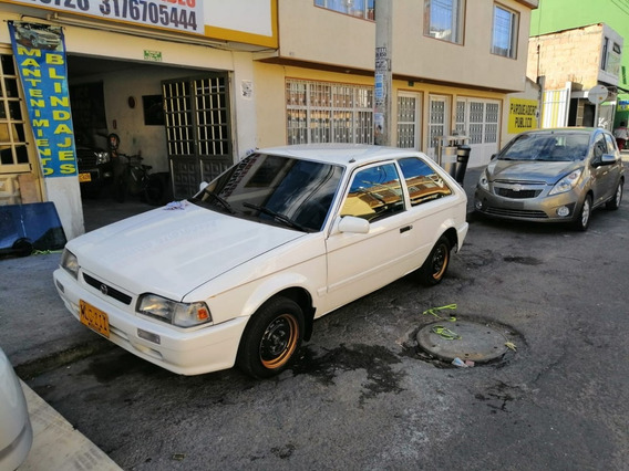 Mazda 323 Mazda 323 Hb 1990