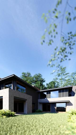 Casa Moderna Nueva En Condominio En San Angel