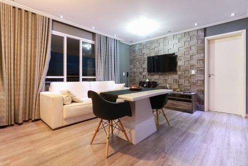Imagem 1 de 30 de Apartamento Para Venda, 4 Dormitórios, Jardim Arpoador - São Paulo - 22871