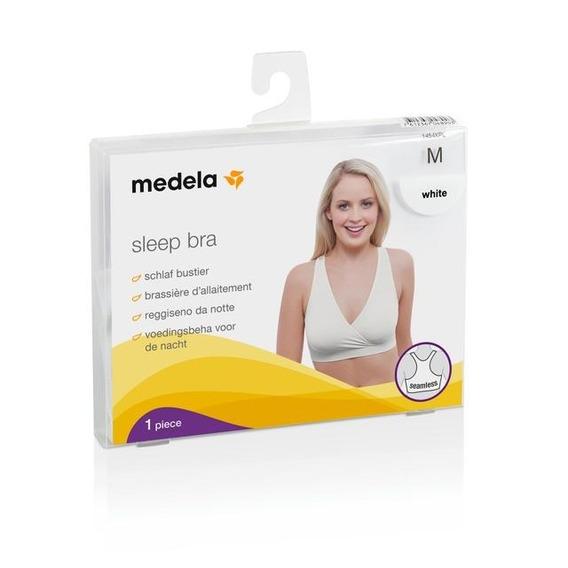Brassiere De Lactancia Medela Mediano Blanco Nuevo