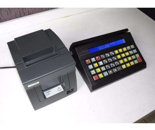 Registradora Ifox Com Impressora Nfiscal
