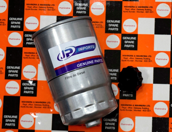 Filtro Combustivel Mahindra Goa Scorpion Todas 0305dc0161n