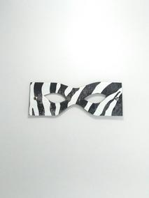 Máscara Masculina Zebra