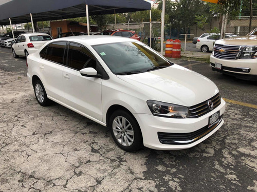 Imagen 1 de 10 de Volkswagen Vento 2019 1.6 Confortline Mt