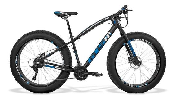 Bicicleta Gts Aro 26 27v Freio Hidráulico I-vtec Fat
