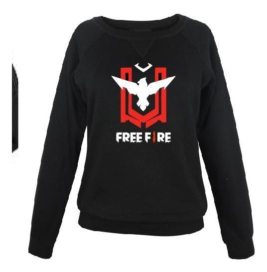 Sudadera Free Fire Heroico