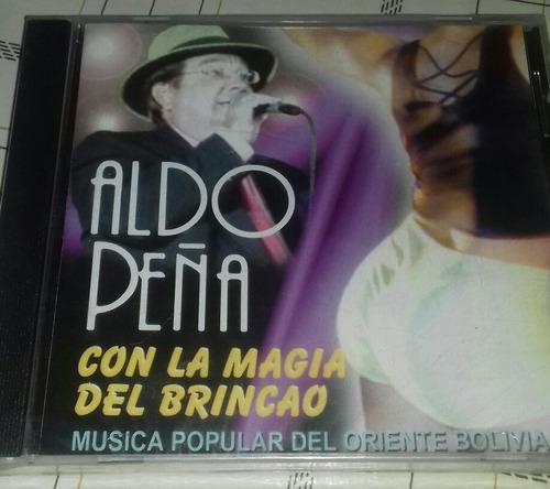 Aldo Peña Cd Salsa Cumbia Bolivia