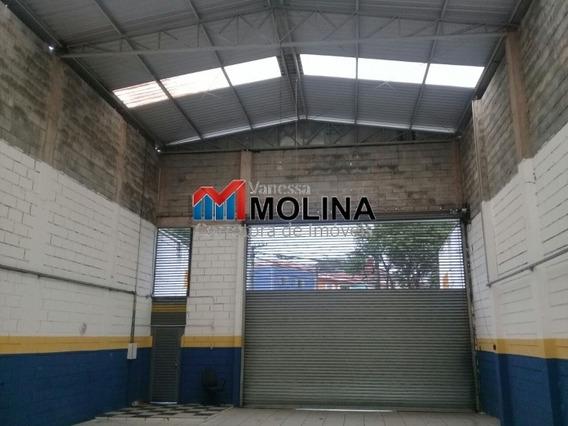Galpão Comercial Para Locação Ou Venda - Interlagos - 4080