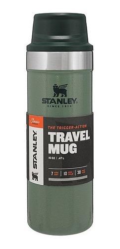 Vaso Termico Stanley 350ml Green Classic Jarra-mug Pa-pa