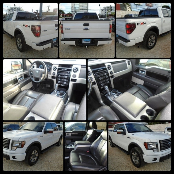 Ford F150 Fx4 4x4 8cilindro