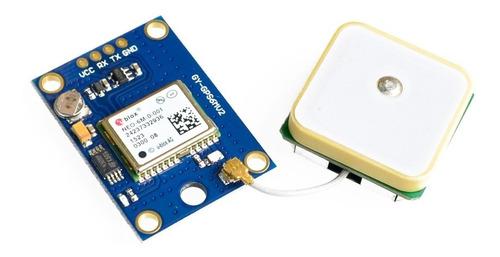 Modulo Gps Neo-6m Con Antena Neo6m Arduino Pic Rastreador
