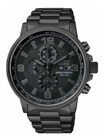 Reloj Citizen Nighthawk Ecodrive Chronograph