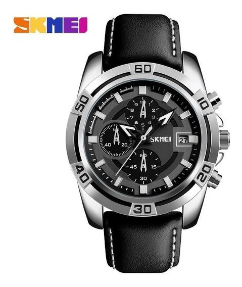 Relógio Skimei Cronógrafo Preço Promocional
