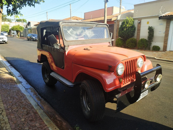 Jeep Willys 68