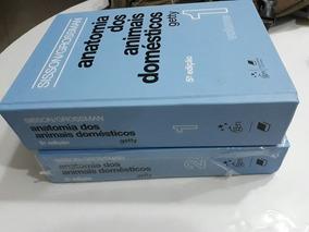 Livros Para Curso De Anatomia Veterinária E Zootecnia