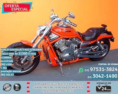 Harley Davidson V-rod Screamin Eagle