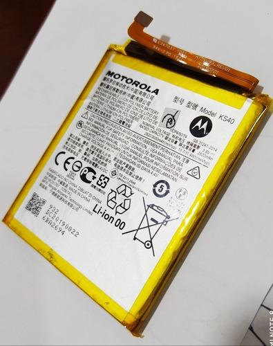 Imagen 1 de 2 de Batería Motorola Moto E6 Play 100% Original