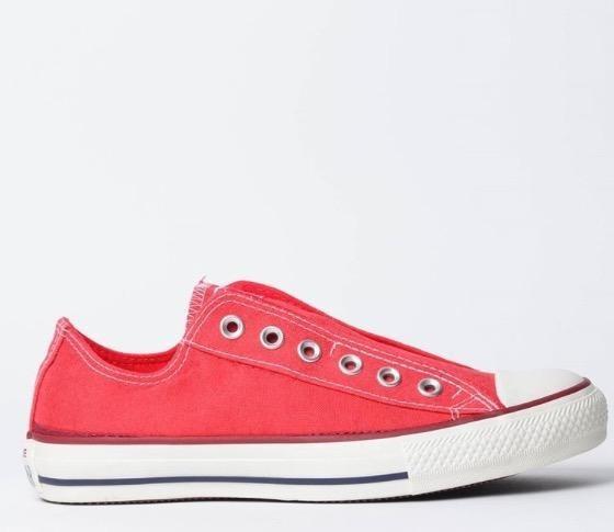 Tênis Converse Chuck Taylor All Star Slip Ox Red Ct08280001