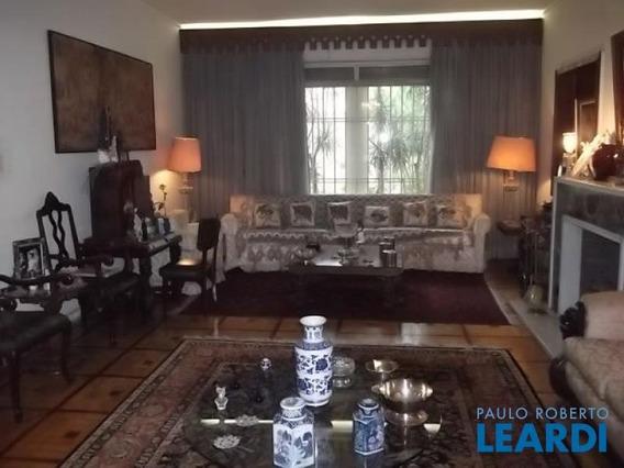 Casa Assobradada - Pacaembú - Sp - 373754