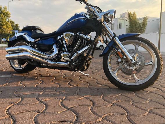 Yamaha Raider Yamaha 2008