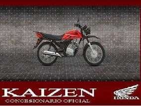 Honda Cb1tuf 125 Okm 2014 Kaizen Honda La Plata