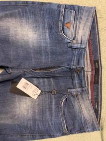 Calça Jeans Guess Skinny Tamanho 46