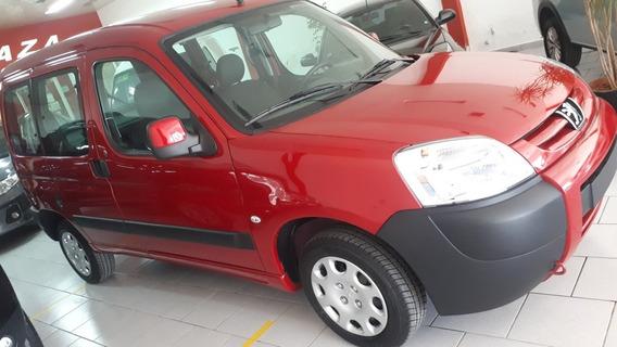 Peugeot Partner Patagónica 1.6 Hdi 92 2018
