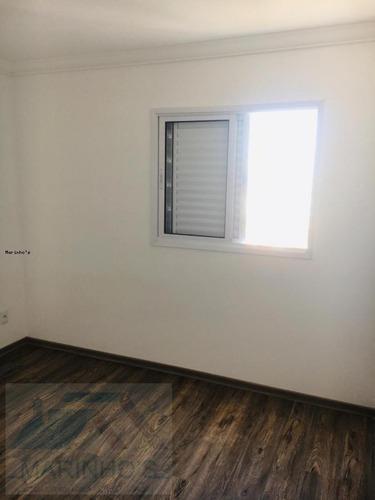 Apartamento Para Venda Em Mauá, Vila Guarani, 3 Dormitórios, 1 Suíte, 2 Banheiros, 2 Vagas - 315_1-1683358