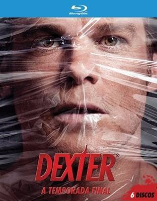 Box Blu-ray Dexter 8 Temporada (4 Dvd S)