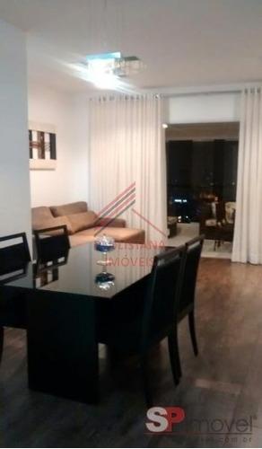 Apartamento Em Condomínio Padrão Para Venda No Bairro Jardim Piqueroby, 2 Dorm, 1 Suíte, 2 Vagas, 85 M - 39