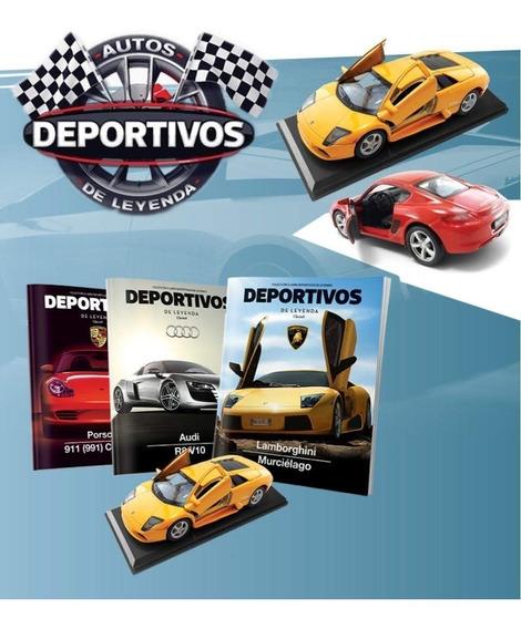 Autos Deportivos De Leyenda Colección Clarín