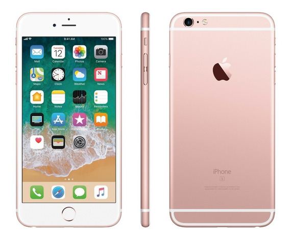Celular Apple iPhone 6s Plus 16gb Lightning Reacondiconado