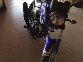 Yamaha Ybr Edição Limitada Ed Blue 125 Ks