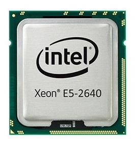 Precessador Intel Xeon E5-2640 Lga2011 6 Cores 12 Threads